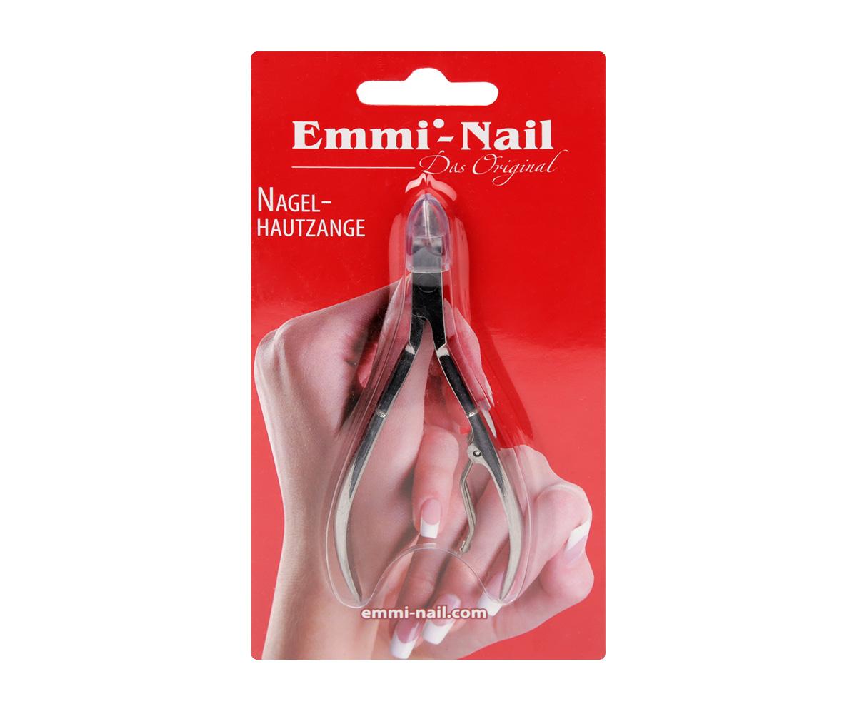 Emmi-Nail Nagelhuidtang Verchroomd