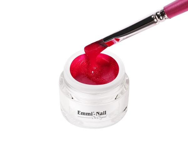Emmi-Nail Kleurgel Vulcano Red, 5 ml