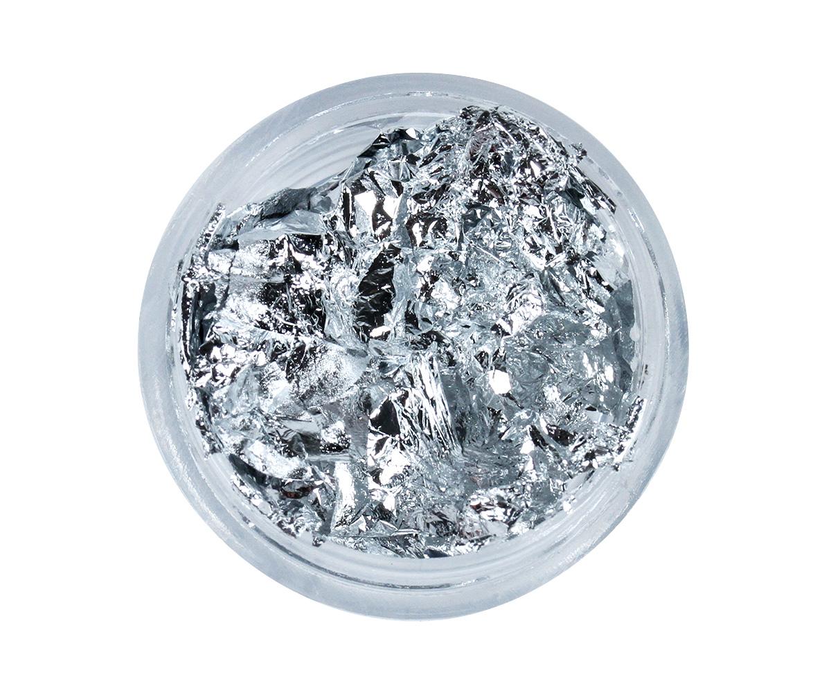Emmi-Nail Nailart Folie Zilver