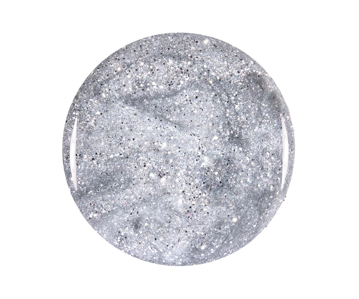 Emmi-Nail Kleurgel Stardust Silver Glitter, 5 ml