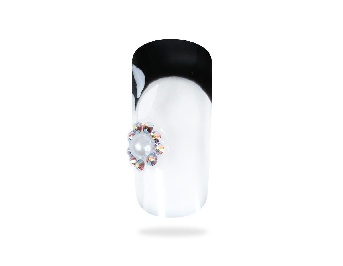 Carrousel Pearls White