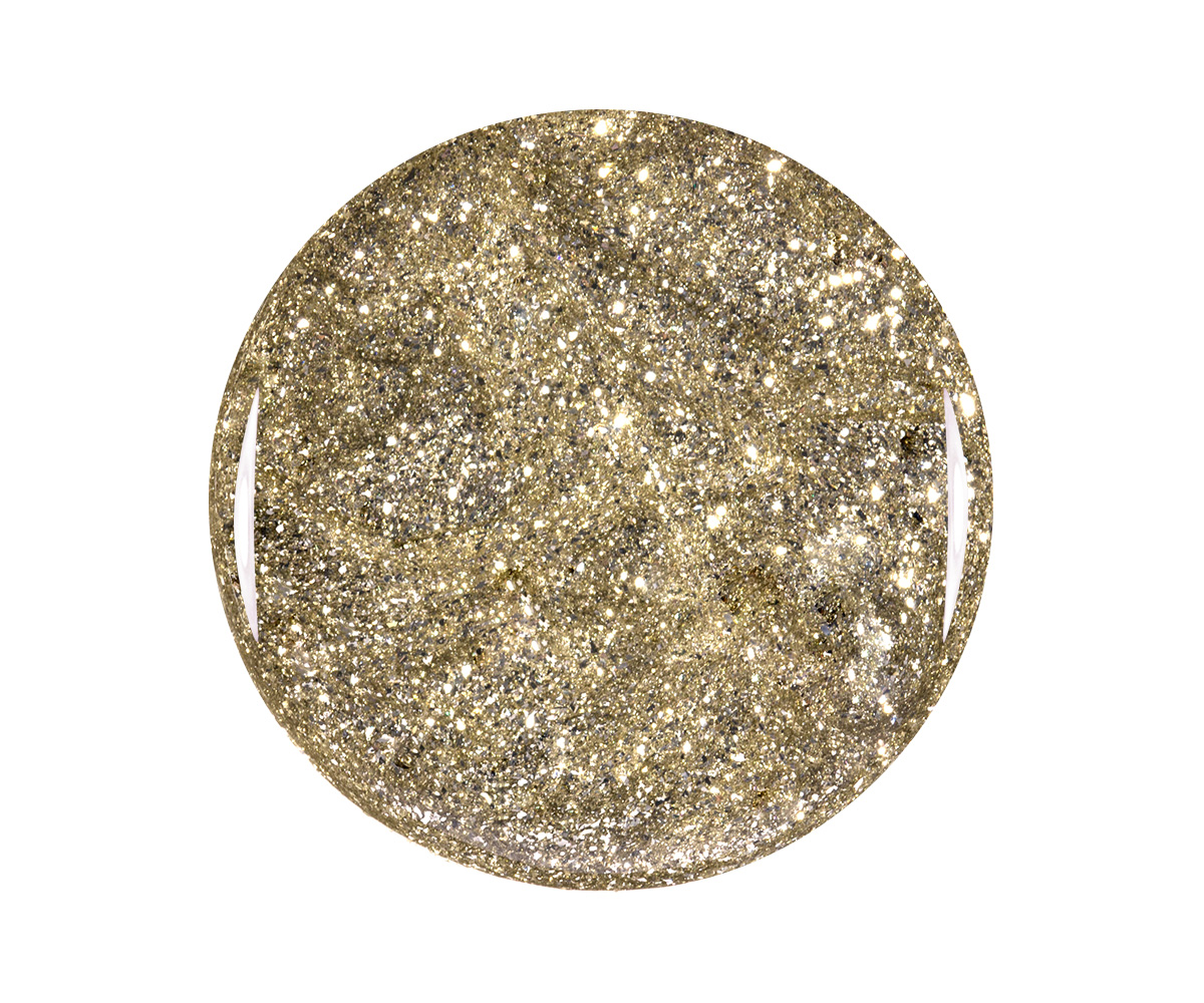 Emmi-Nail Kleurgel Metal Prosecco, 5 ml