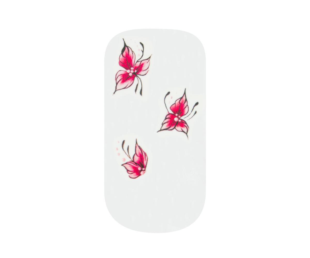 Emmi-Nail Fashion Waterdecall Bloemen