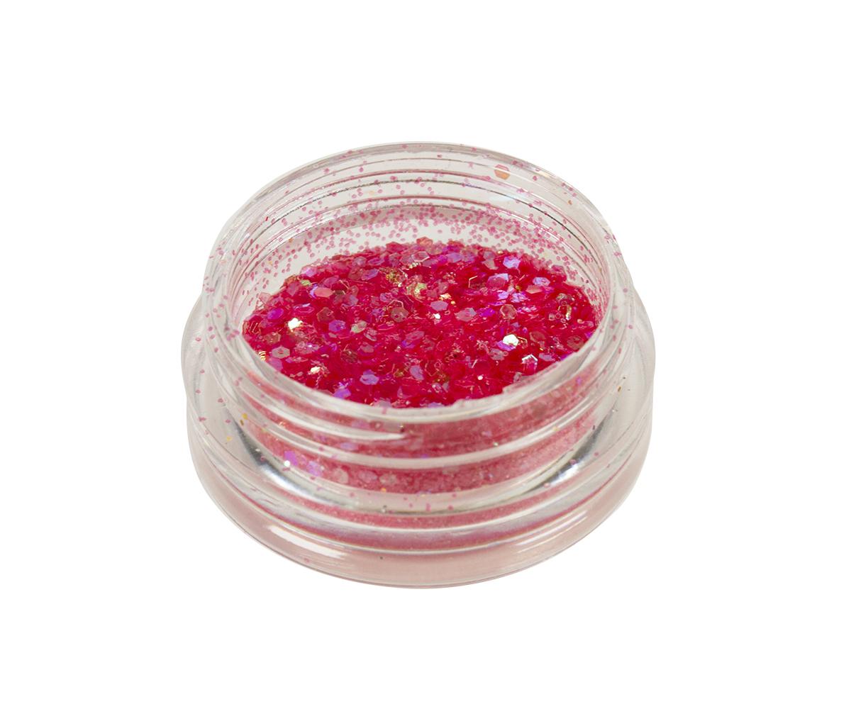 Emmi-Nail Glitter Mix Rood