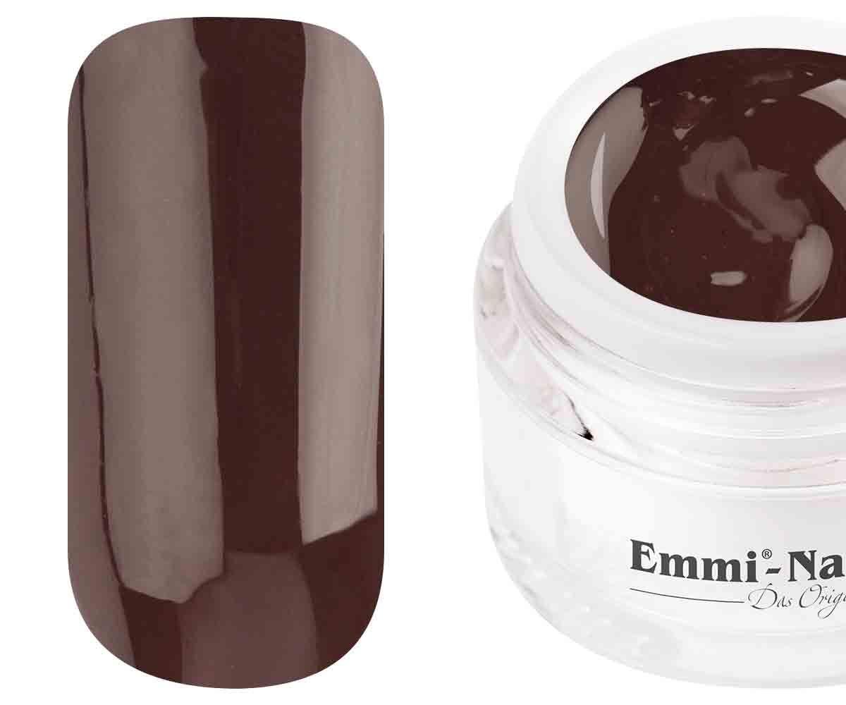 Emmi-Nail Kleurgel Autumn Chestnut, 5 ml