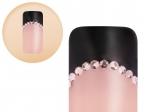 Strass-Steen Light Peach 2 mm, 1 stuk