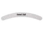 Emmi-Nail Profi-Vijl 100/180 Zebra gebogen