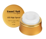 Led High Speed French Gel Milky White, 15 ml