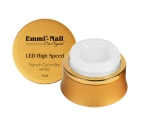 Led High Speed French Gel Milky White, 5 ml