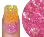 Emmi-Nail Glitter Mix Rose