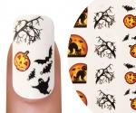 Emmi-Nail Waterdecall Halloween 5