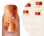 Emmi-Nail Waterdecall Kerst 9