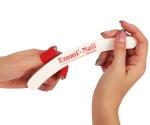 Emmi-Nail Profi-vijl 100/180 gebogen wit